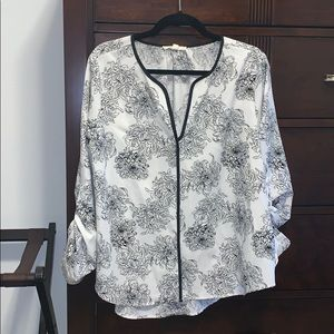 Fun2Fun floral blouse - size XL